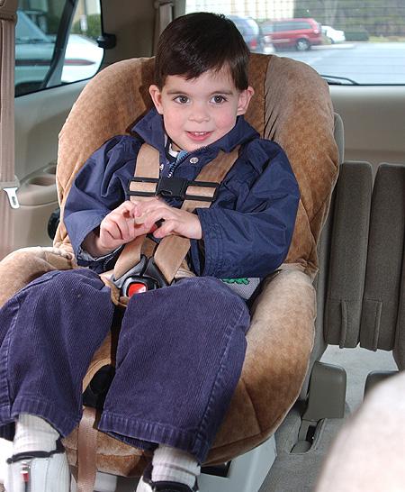 Alaska Car Seat/Child Passenger Safety