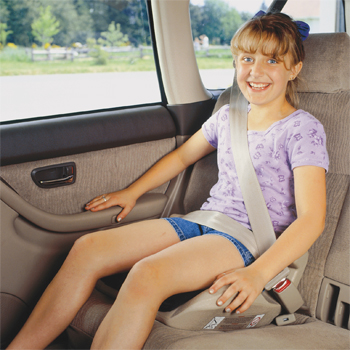 forward facing booster seat backless